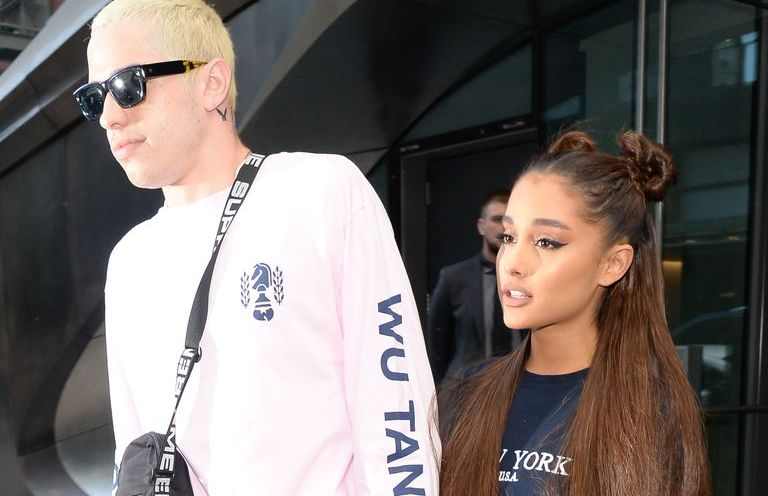 Pete Davidson revealed that he is also receiving death threats on his relationship with Ariana Grande.