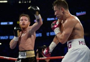 Alvarez wins majority decision over Gennady Golovkin