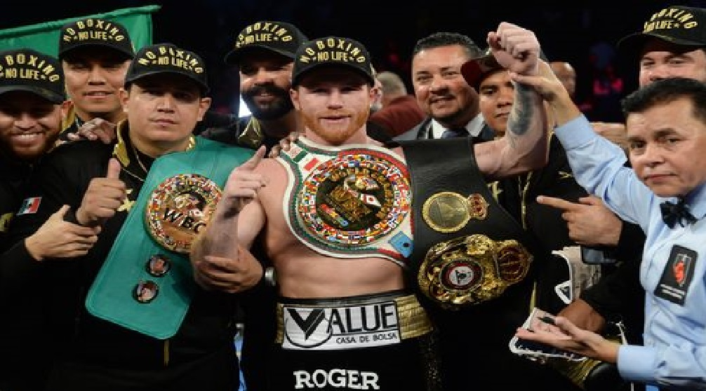 Canelo Alvarez wins majority decision over Gennady Golovkin