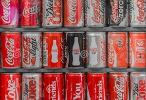 Coca-Cola and cannabis market