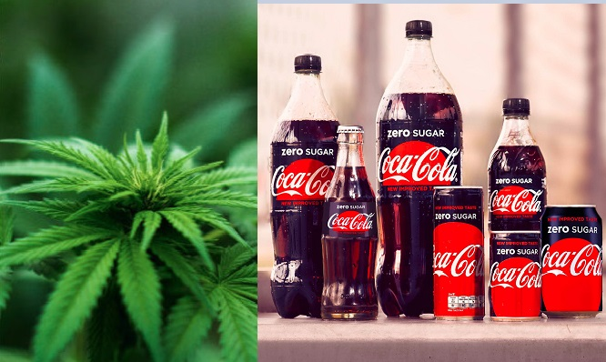 Coca-Cola is deeply monitoring the Cannabis Market