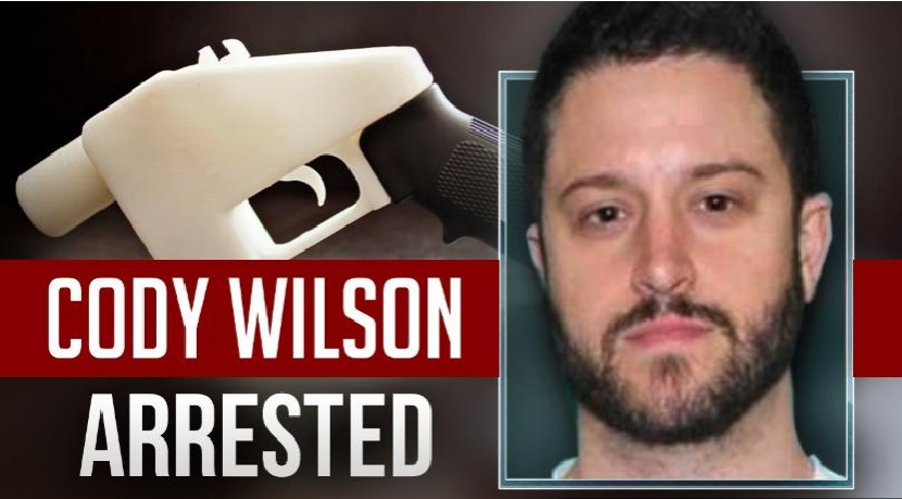 Cody Wilson arrested in Houston