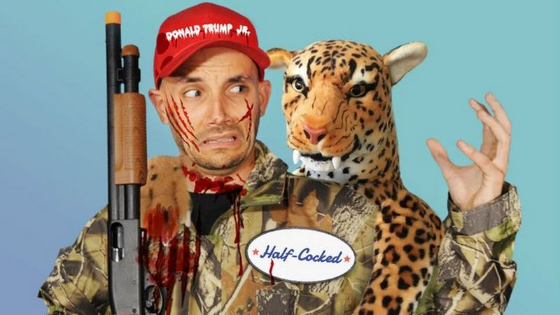 Donald Trump Jr. didn't like the Halloween costume idea by the People for the Ethical Treatment of Animals (PETA).