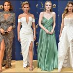 Best Dressed Celebrities: There were also some other high profile Hollywood stars who arrived at the Emmys 2018 red carpet.