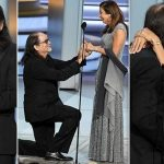 The winner Glenn Weiss made his night memorable and noticeable at 70th Primetime Emmy Awards by proposing his girlfriend, Jan Svendsen.