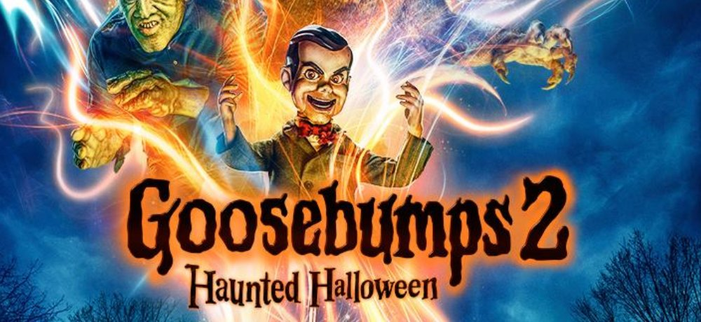 Goosebumps 2 Haunted Halloween 2018 Movie