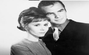 Hollywood legend Burt Reynolds and ex-wife Judy Carne