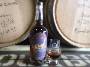 Independent Distilling Company's Hellbender Bourbon