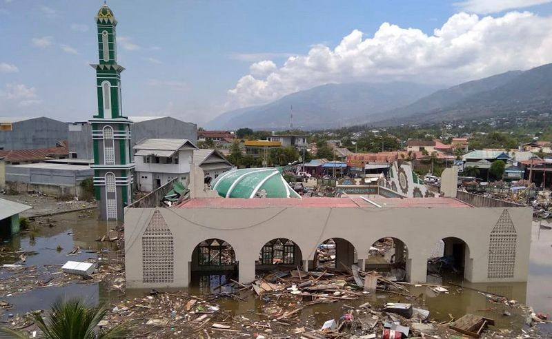 A powerful earthquake and tsunami in Indonesia killed at least 832 people on the island of Sulawesi, the official has said. Jusuf Kalla, the vice-president, has warned it could reach into the thousands.