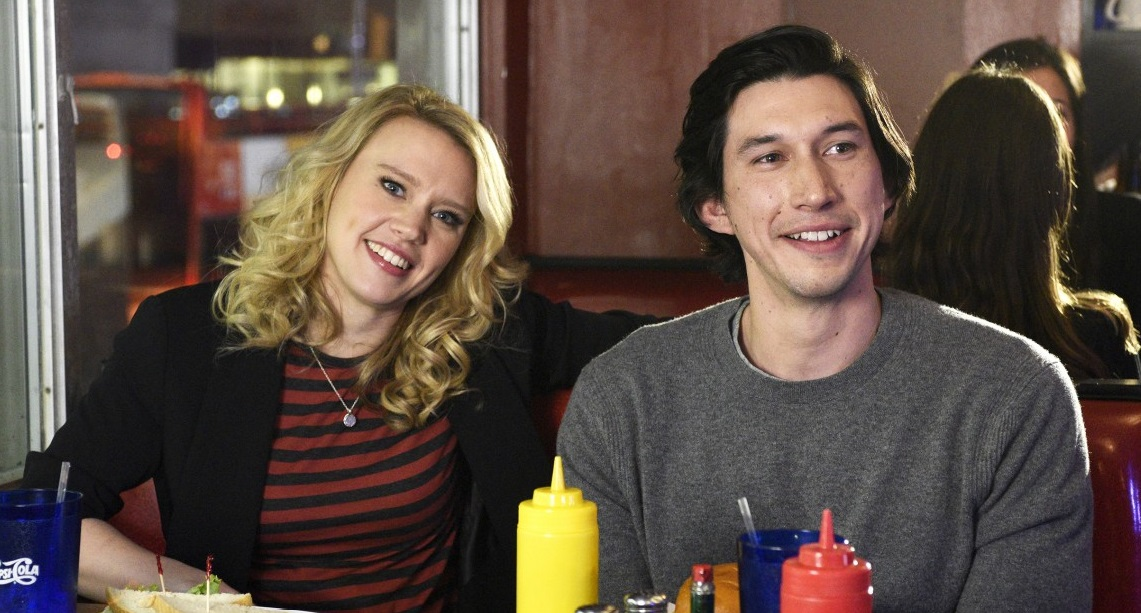 Kate McKinnon Hilariously Sings to Adam Driver