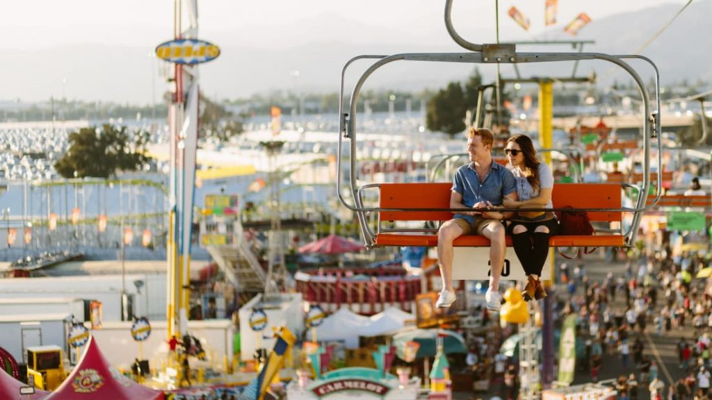 L.A. County Fair Pomona, California