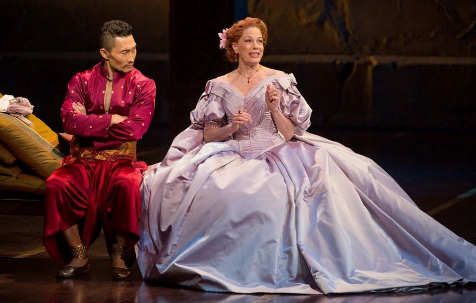 Marin Mazzie, a three-time Tony Award nominee, died at the age of 57 after suffering from ovarian cancer for three years.
