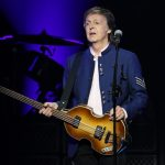Paul McCartney will celebrate this Friday's release on 7 Sep