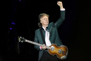 Paul McCartney will play a YouTube concert