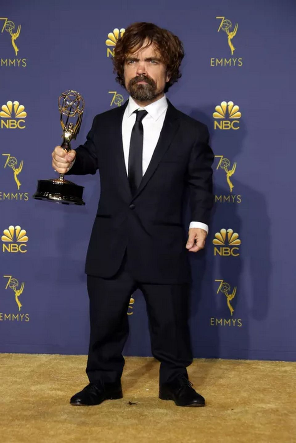 Emmy Awards 2018 winners: Game of Thrones actor Peter Dinklage took home trophy of the best 'Supporting Actor in a Drama Series'.
