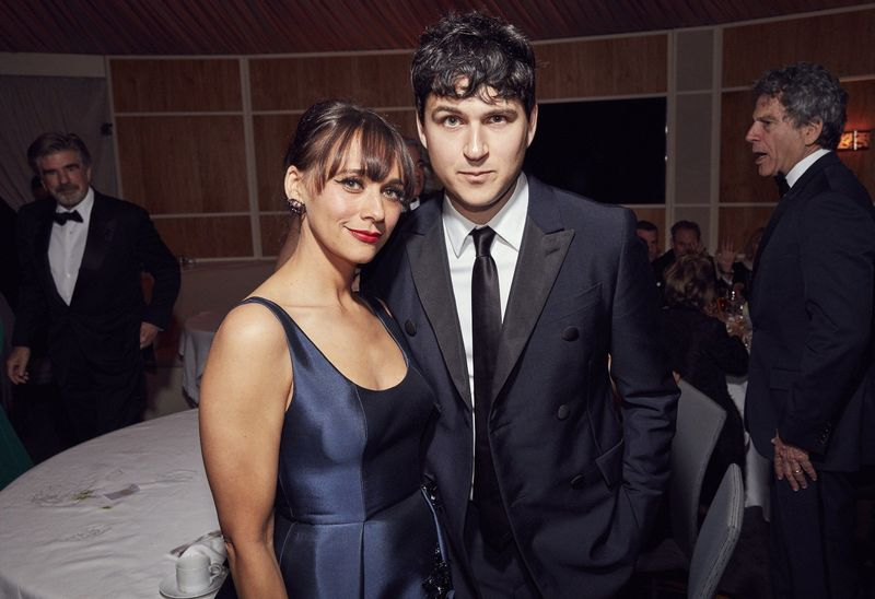 42-year-old The Parks and Recreation actress her boyfriend, Vampire Weekend lead vocalist Ezra Koenig, 34, have become parents.