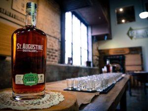 St. Augustine Distillery's Double Cask Bourbon