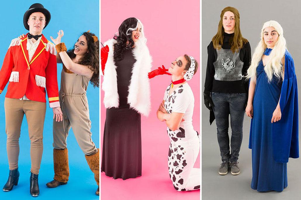 Women Clever Halloween Costumes
