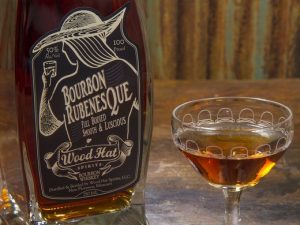Wood Hat Spirits of Rubenesque Bourbon