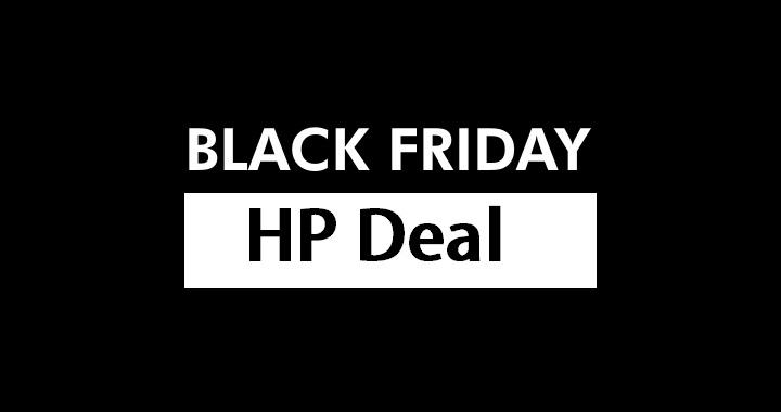 HP best buy black friday sale