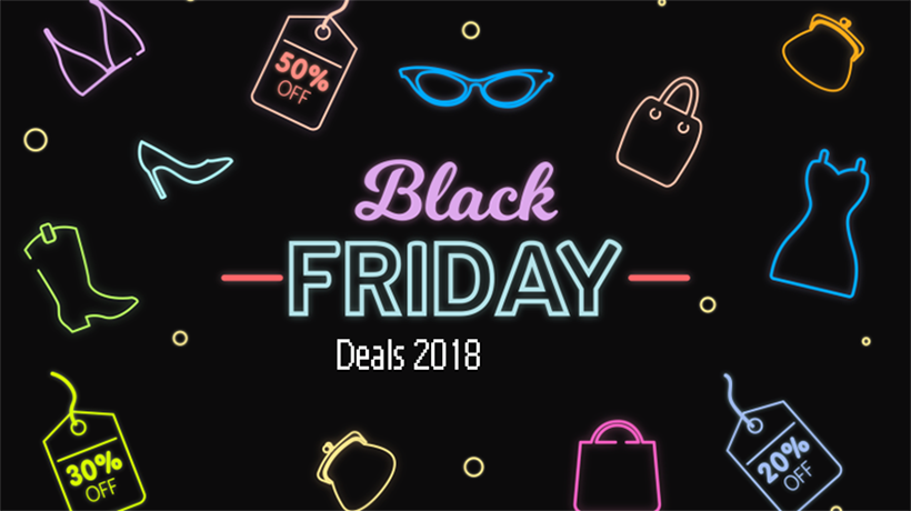 black friday sale deals 2018