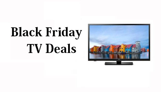 black friday tv deals 2018