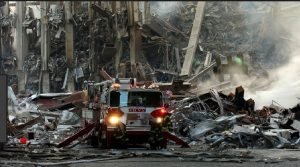 firefighters in September 11 attack