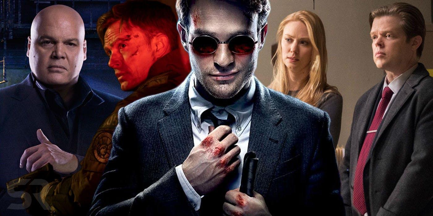Daredevil Season 3 Cast