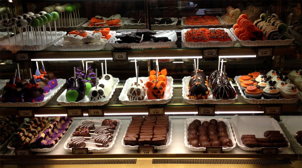 Disneyland's Halloween Treats