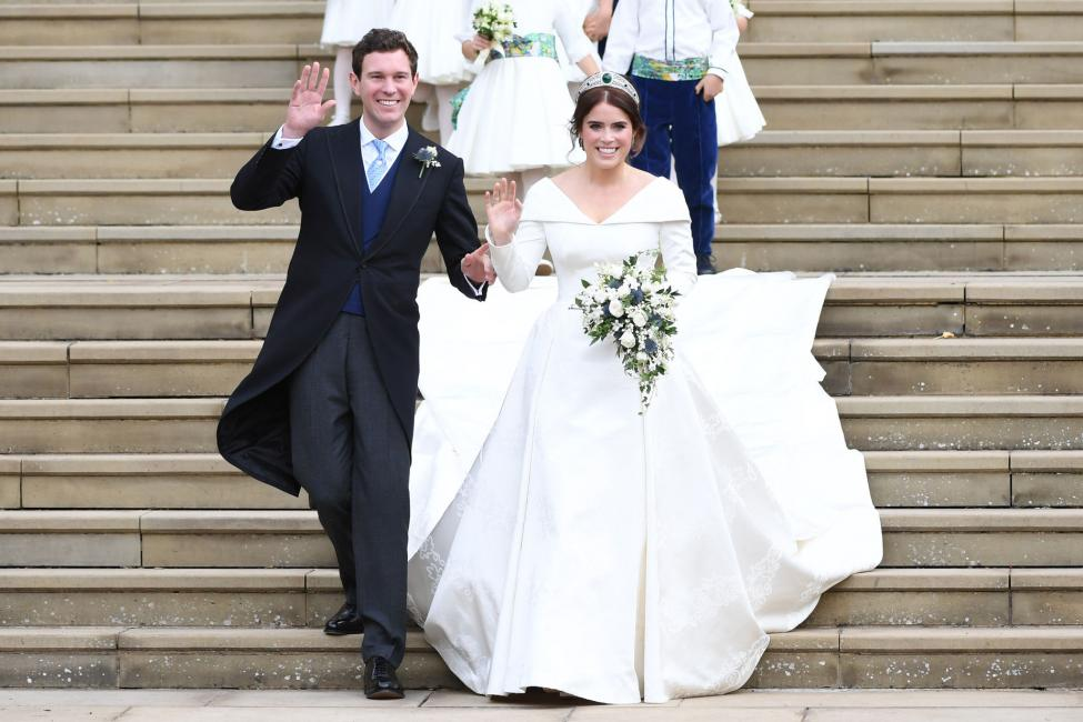 Princess Eugenie marries Jack Brooksbank news