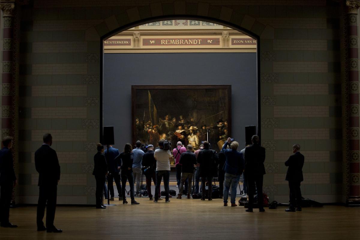 Rijksmuseum Rembrandt's