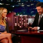"Stormy Daniels, who announced last month a book titled Full Disclosure about her life, recently appeared on ""Jimmy Kimmel Live!"" where host offered Daniels fake mushrooms to compare."