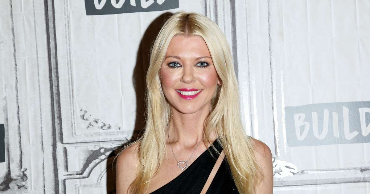 Tara Reid took out from Delta flight