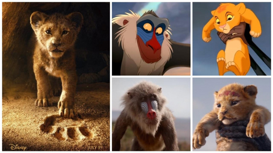 The Lion King Teaser Trailer Release Date And More