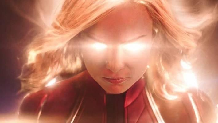 Captain Marvel Trailer 1