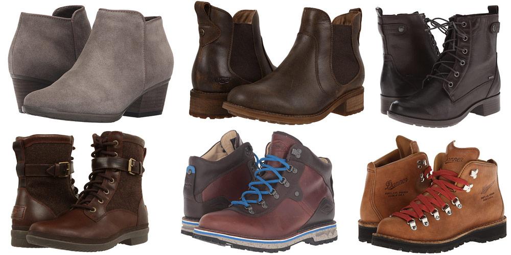 Booties for winter