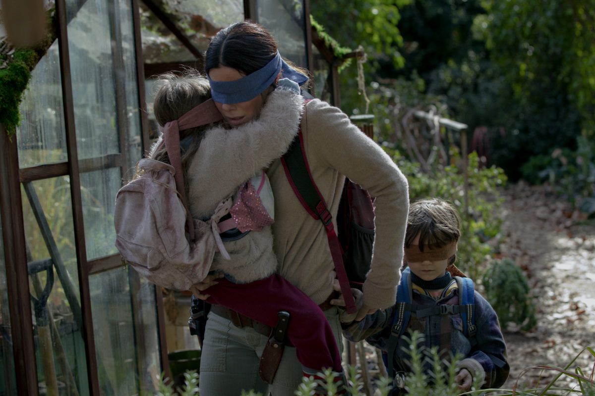 Deleted Scene From Bird Box
