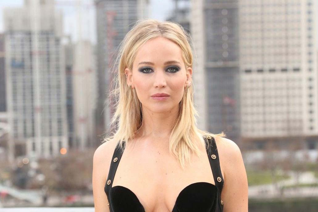 Jennifer Lawrence upcoming movies