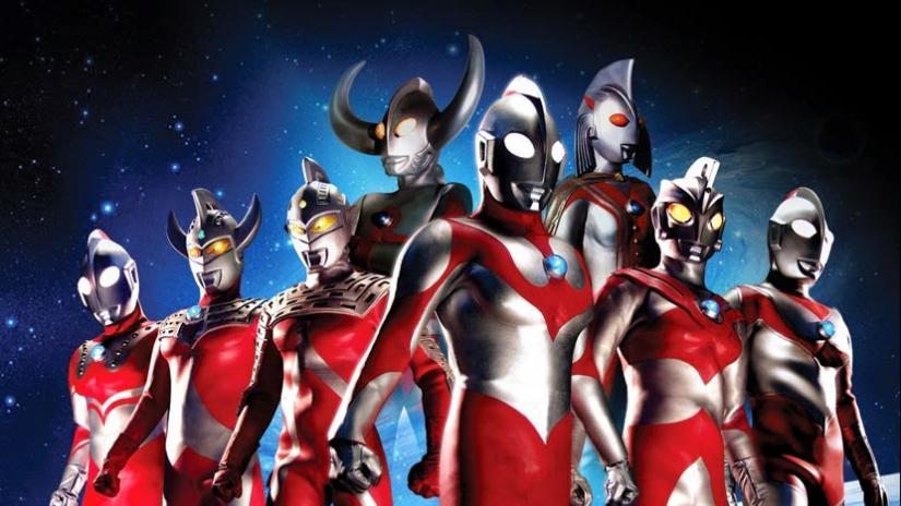 Ultraman Anime Movie Details