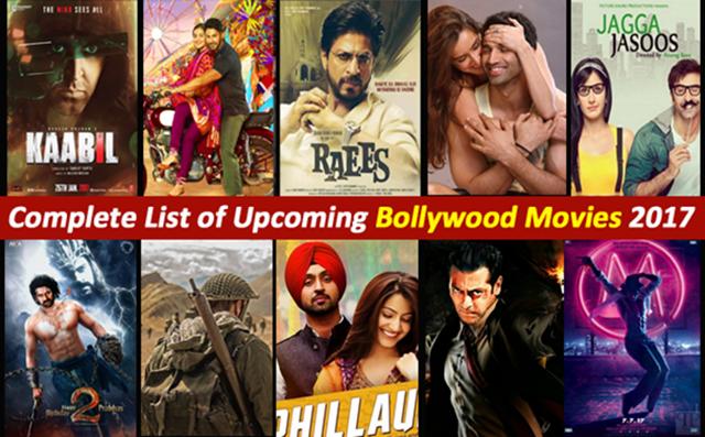 Upcoming Bollywood Movies 2017 List