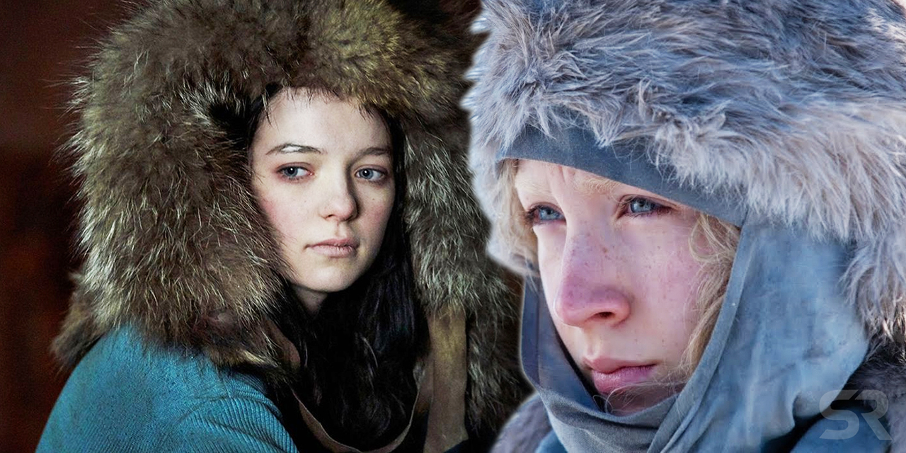 Who is in the cast of Hanna TV series?