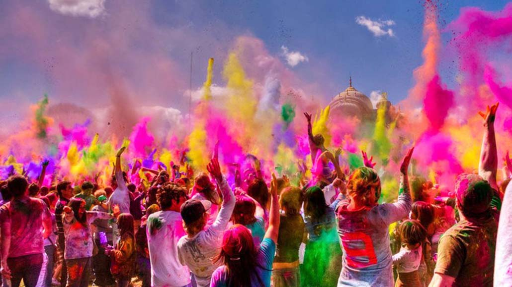 Idea Behind Holi