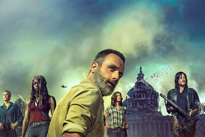The Walking Season Dead Season 9
