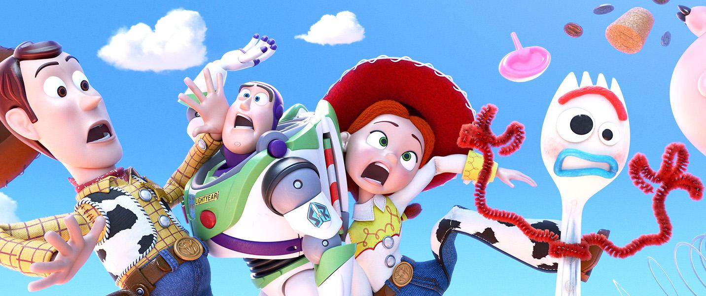 Toy Story Season 4
