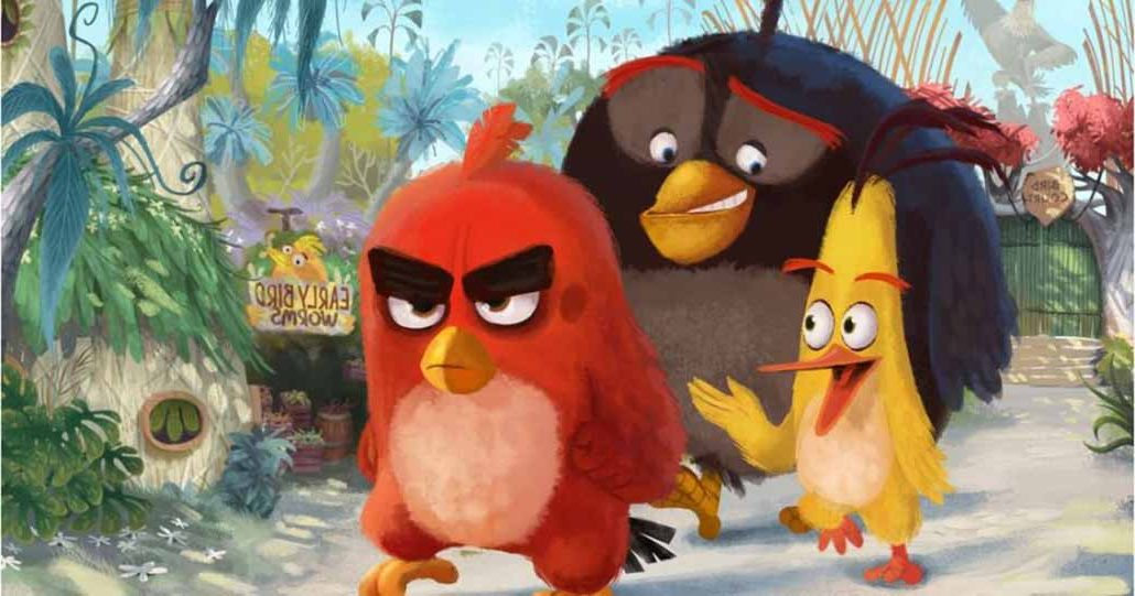 the angry bird movie 2