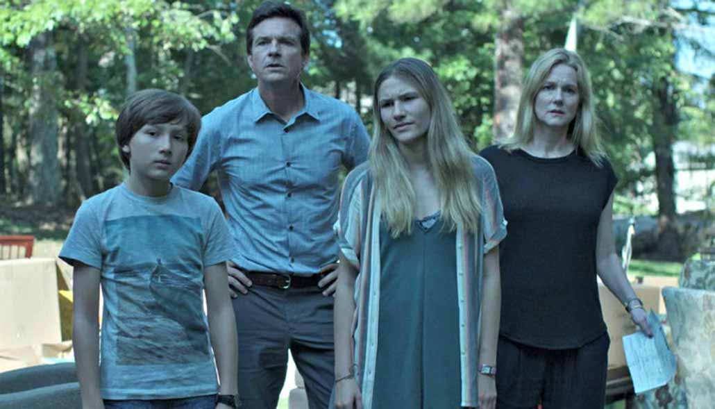 Cast Stars of Ozark season 3