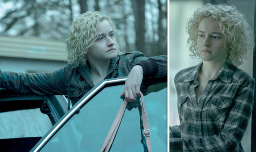 Julia Garner ozark season