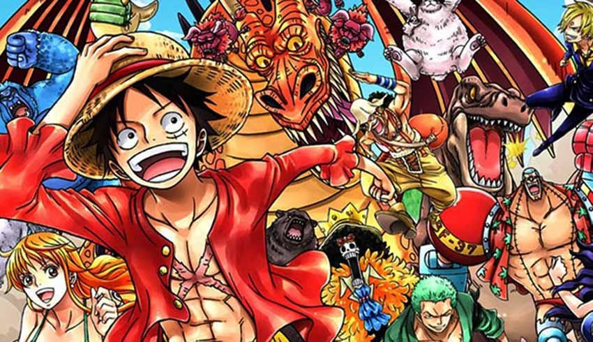One Piece Chapter 942