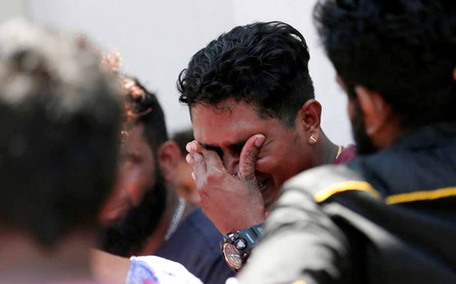Sri Lanka Church Explosion