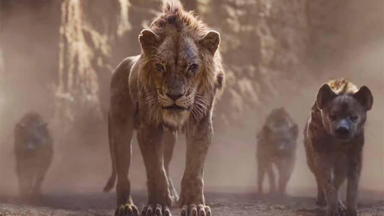 The Lion King Trailer 1 Released